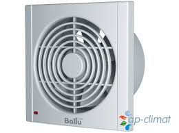<b>Вентилятор вытяжной Ballu Power</b> Flow PF-150T