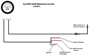 o2 sensor wiring diagram also aem wideband nitrous wiring diagram 02 Sensor Location Diagrams at 02 Sensor Wiring Diagram Infinity