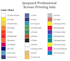 Leaf Color Chart For Sale Screen Printing Inks Color Chart Ezscreenprint