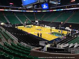 Vivint Smart Home Arena Seat Views Section By Section Ikea