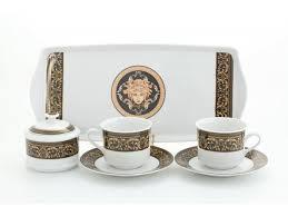 "Подарочный <b>набор</b> чайный Тет-а-тет Leander <b>Сабина</b> ""<b>Версаче</b> ..."