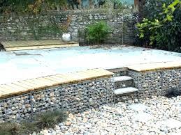 retaining wall blocks unparalleled ideas diy build home depot chea