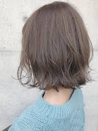 あの子の秘密はグリーン系ヘアカラー美人に見せる髪色のコツ Arine