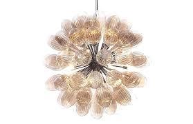 viz glass chandelier light pendant champagne viz glass chandelier chandeliers glass ball chandelier modern