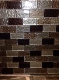 appealing stainless steel tile backsplash home depot 46 about