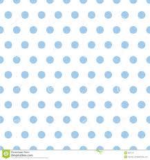 De Blauwe Stippen Van De Baby Stock Illustratie Illustratie