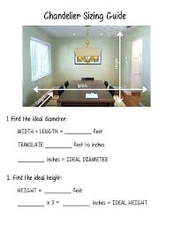 chandelier size for dining room dining room chandelier size guide a dining room decor ideas and chandelier size for dining room
