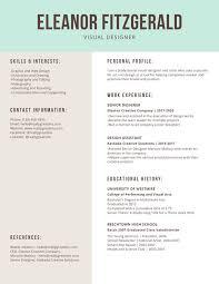 Modern Newsetter Resume Templates White And Aquamarine Modern Resume Templates By Canva