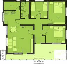 3 bedroom home design plans. Fine Home 3 Bedroom Home Design Plans Ghana House On  To