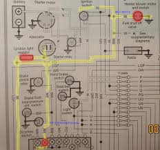 200tdi starter replacement defender source most of the schematics i ve seen tonight show the signal wire to the solenoid as white red so i m assuming i ll see the w r wire off the key ignition