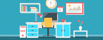 Designing Your Home Office For Productivity By Helen Ou0027Keeffe