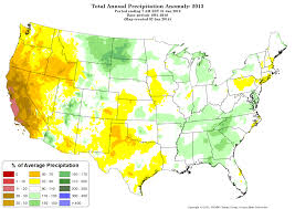 California Annual Rainfall Chart Californias Historically Dry 2013 Redefines Drought