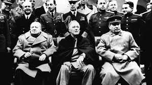 L'incontro di Yalta…