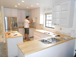 Installing Cabinets In Kitchen Affordable Labor Cost To Install Kitchen Cabinets Home Design
