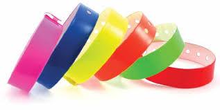 Бумажные браслеты Москва Товарный блог Билеты в виде браслетов быстро удобно не дорого