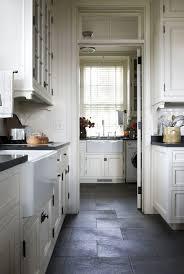 white kitchen dark tile floors. Full Size Of Kitchen:white Kitchen Tile Floor Dark Floors Slate Flooring White