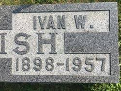 Ivan Willis Reish (1898-1957) - Find A Grave Memorial