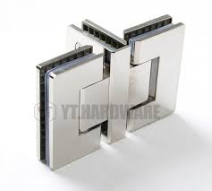 glass door pivot hinge straright cross high quality shower glass fittings