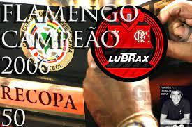 UNIFA: FLAMENGO CAMPEÃO DA RECOPA SUL AMERICANA 2006