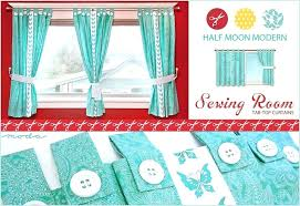on tab top curtains tab top curtains tutorial by half moon modern on tab top curtains