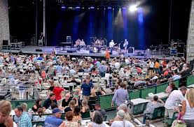 Buckheads State Bank Amphitheatre At Chastain Park Is Now