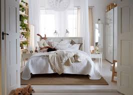 bedroom stunning ikea bed. Bedroom Stunning Ikea Inspiration Bedrooms Design Ideas With White Laminated Bed Frame Headboard And Bedside Table Also Comfortable Bedding Sheet S