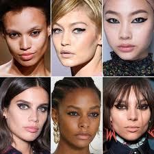 backse fashion week makeup trends cleopatra eyeliner