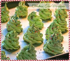 christmas tree meringues main