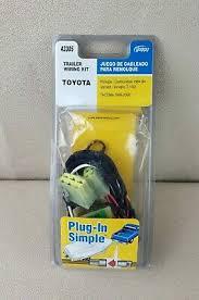for 1995 2004 toyota tacoma trailer wiring harness hopkins 44149cy hopkins trailer wiring kit converter toyota pickup tacoma 1995 2000 hoppy 43305