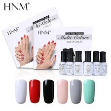 whole 8ml uv gel nail polish stamping set nail polish gift box varnish semi permanent solid gelpolish diy nail art kit nail polish purple nail