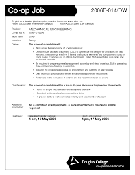 Application Letter Engineer