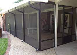 screen room and glass room enclosures