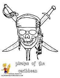 Small Picture Awesome Pirates Of The Caribbean Coloring Pages 94 With Additional