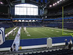 Lucas Oil Stadium Seating Chart Pdf Panthers Vs Colts Sun Dec 22 2019