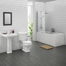 traditional bathroom tile ideas. Legend Traditional Bathroom Suite   7 Ideas Tile