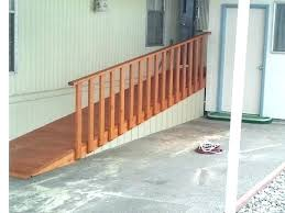 wheelchair ramps for home homes pictures mobile decoration