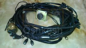 electrical parts oshkosh equipment rear wiring harness m939