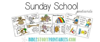 sundayschool printables sunday school printables