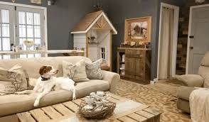 petspet s place a diy doghouse blends into this home s decor