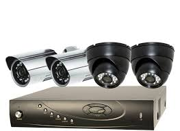 1 to 4 Camera Video Security Systems for Home and Business BigSecurity