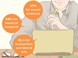 how to cite your sources how to cite sources with sample citations wikihow