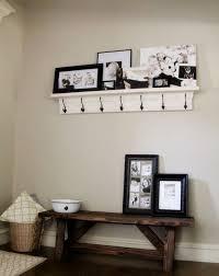 simple farmhouse entryway décor ideas