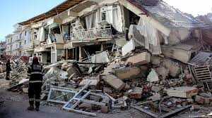 Earlier in the day, an earthquake of 3.0 magnitude on the richter scale occurred in jaipur on thursday. Powerful Earthquake Strikes Eastern Turkey News Dw 24 01 2020