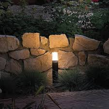 garden post. Arco 60 Black LED Garden Post Lights