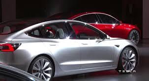 2018 tesla interior. wonderful tesla first tesla model 3 sedans to be delivered july 28 news intended 2018 tesla interior