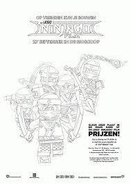 Kleurplaat Lego Ninjago Movie Regarding Lego Ninja Go Kleurplaat