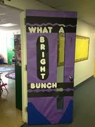 cool door designs for school. Crayon Door Decoration!! Back To School Ideas. Cool Designs For W