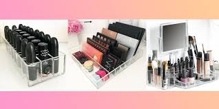 13 savvy makeup organisers you ll for