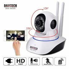 <b>DAYTECH 2MP</b> IP Camera 1080P Wi-Fi Wireless Surveillance ...