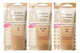 almay smart shade foundation skin matching makeup spf 15 you choose new 11 09